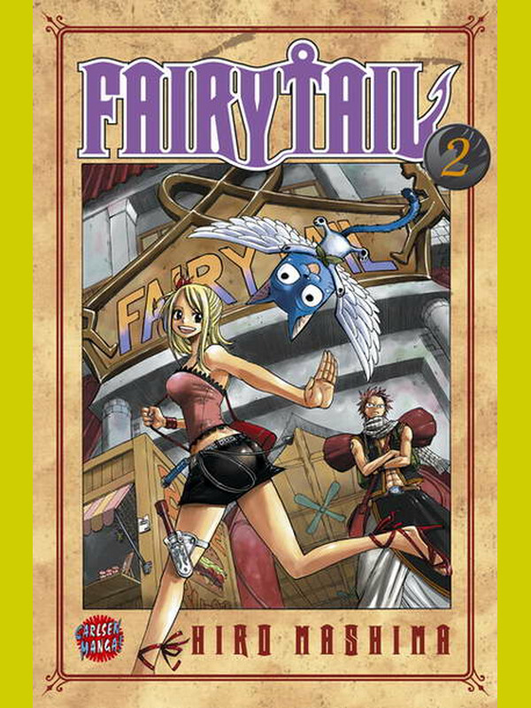 FAIRY TAIL Band 2
