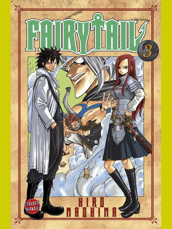 FAIRY TAIL Band 3