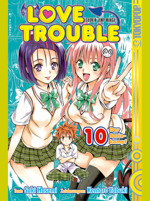 LOVE TROUBLE Band 10