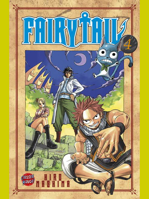 FAIRY TAIL Band 4