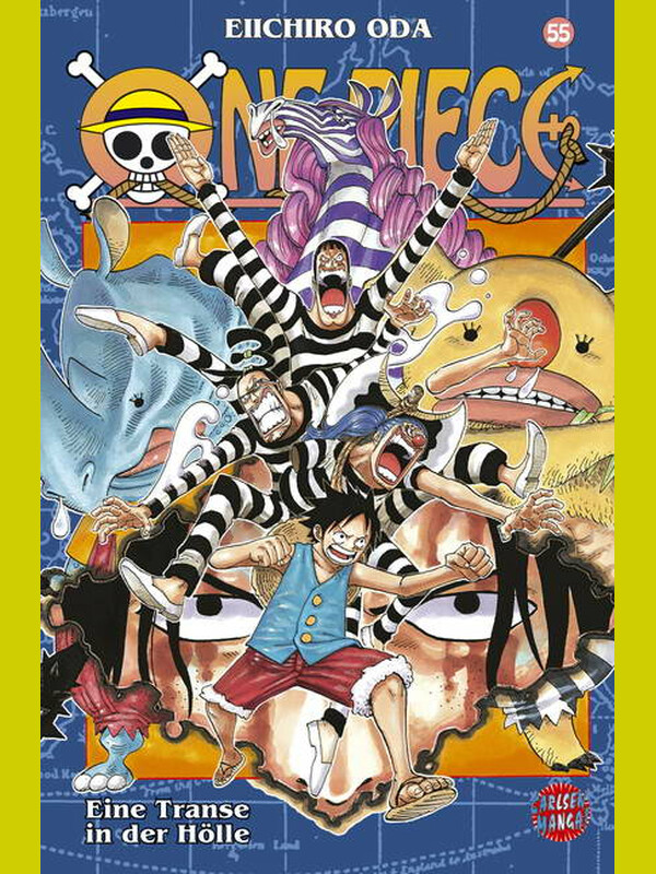 ONE PIECE Band 55