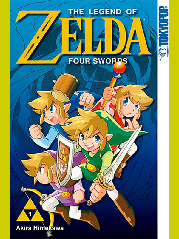 The Legend of Zelda: Four Swords Band 1
