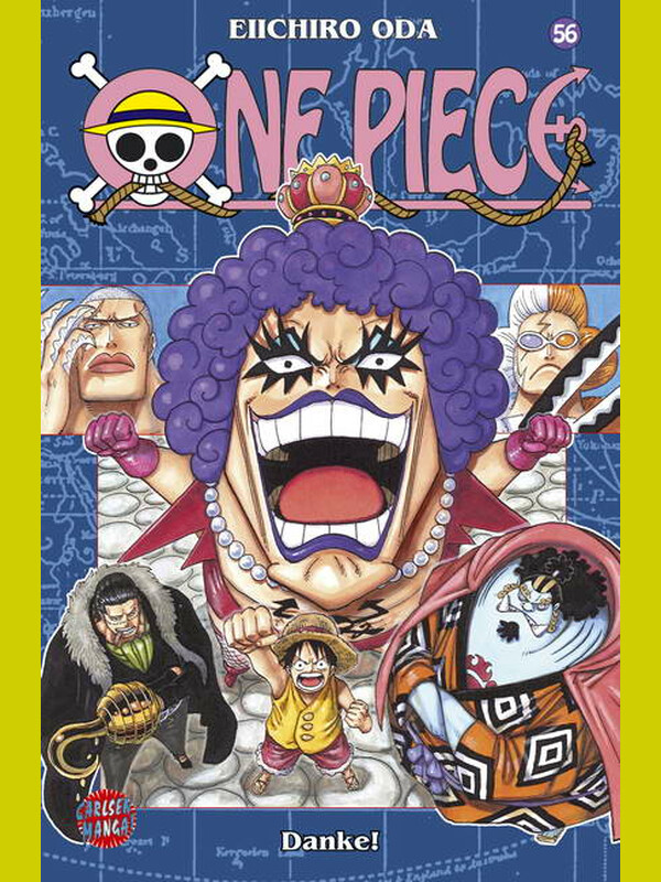 ONE PIECE Band 56