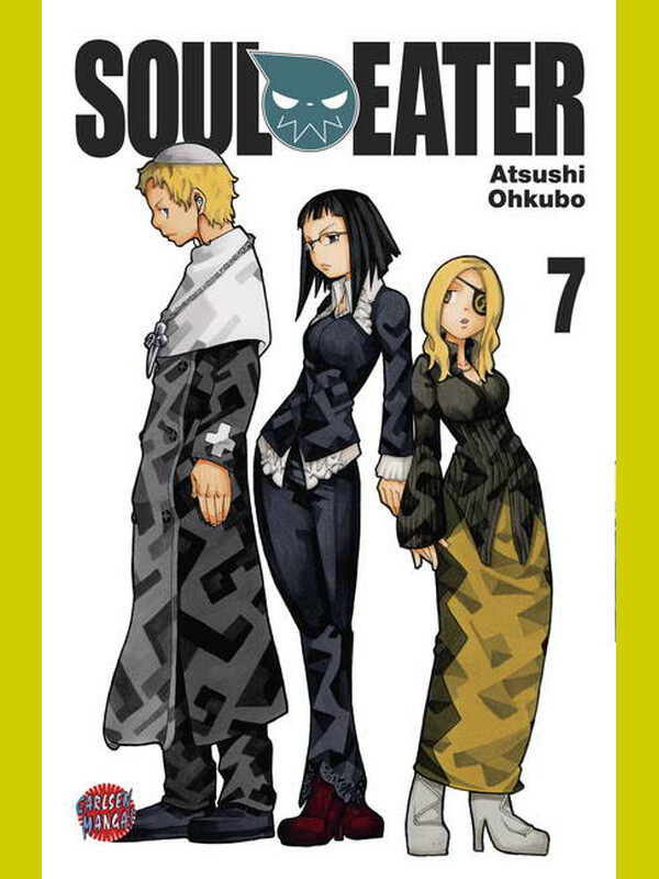 SOUL EATER  Band 7