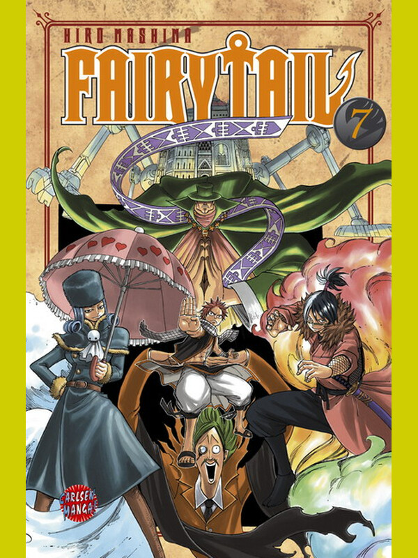 FAIRY TAIL Band 7