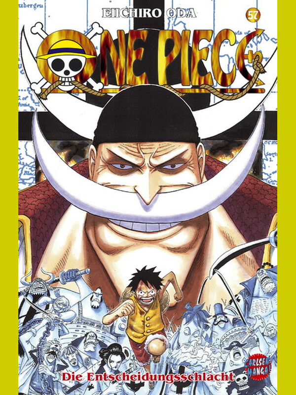 ONE PIECE Band 57