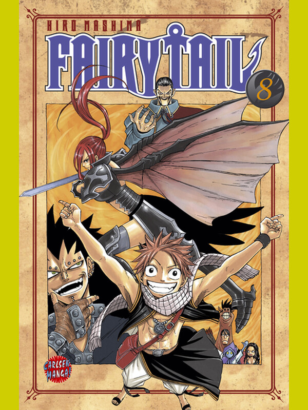 FAIRY TAIL Band 8