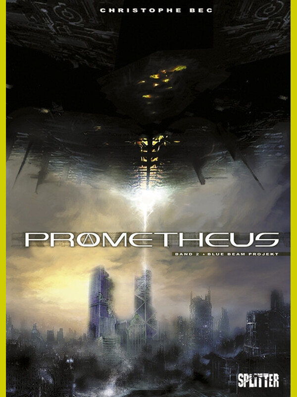 Prometheus 2: Blue Beam Project