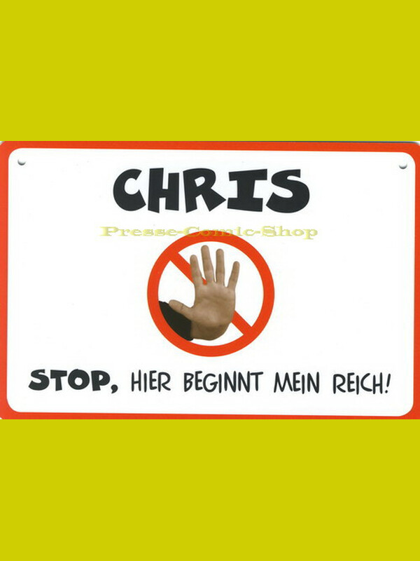 Coole Schilder - CHRIS