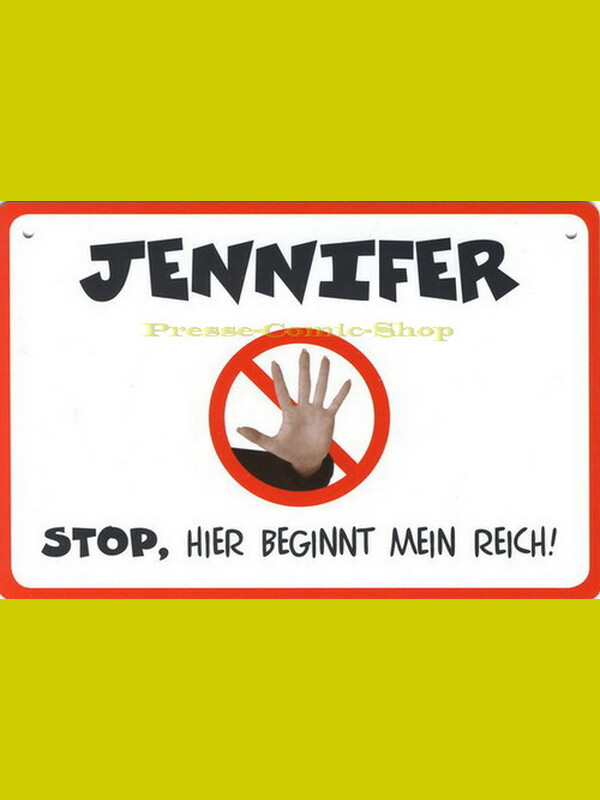 Coole Schilder - JENNIFER