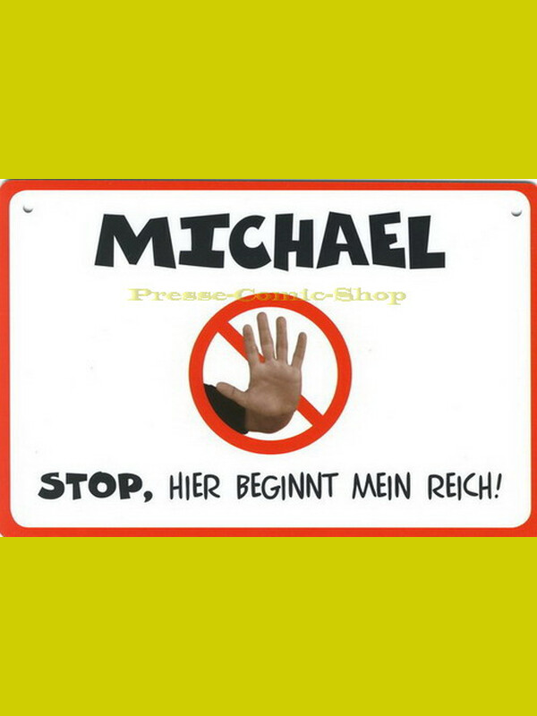 Coole Schilder - MICHAEL