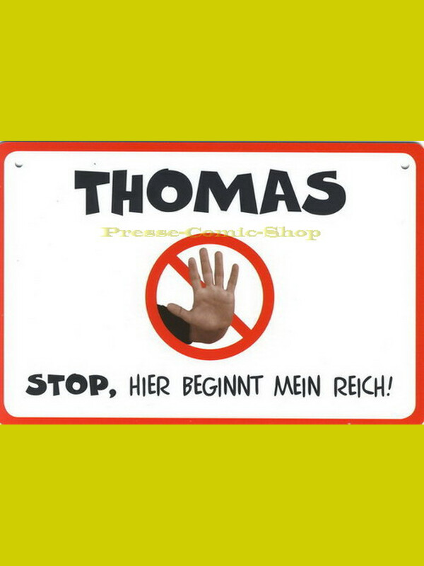 Coole Schilder - THOMAS
