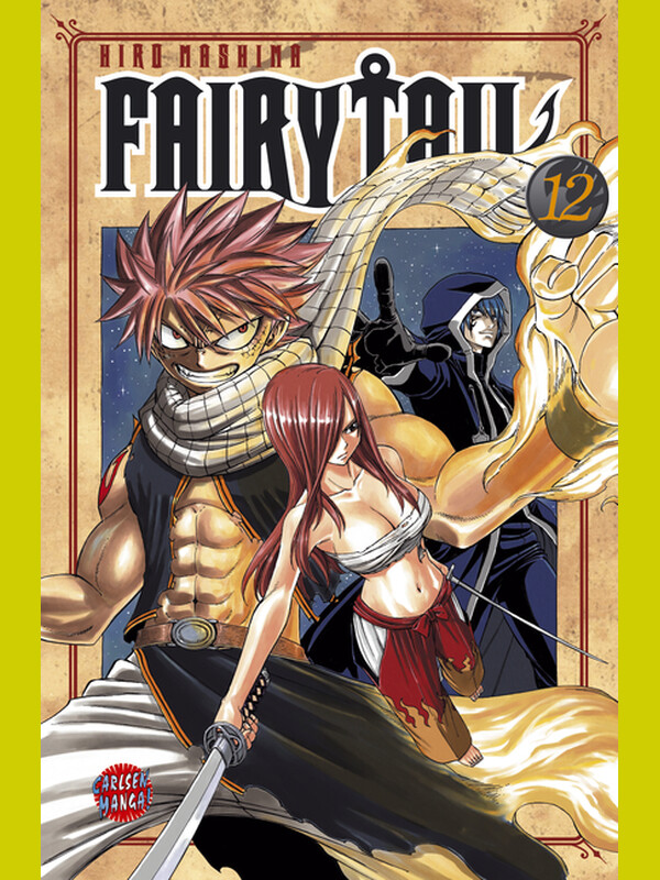FAIRY TAIL Band 12